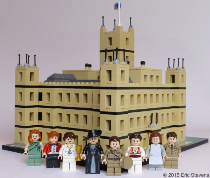 LEGO Downton Abbey