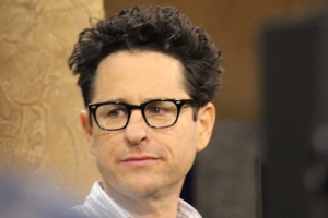 JJ Abrams. Photo by Eric Stevens.