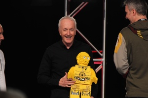 Anthony Daniels. Photo by Eric Stevens.