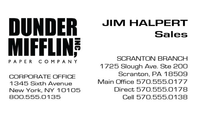 Jim Halpert,