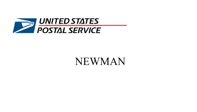 Newman,