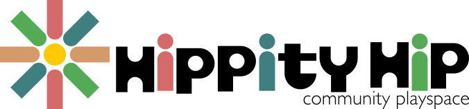 Hippity Hip Community Playspace logo